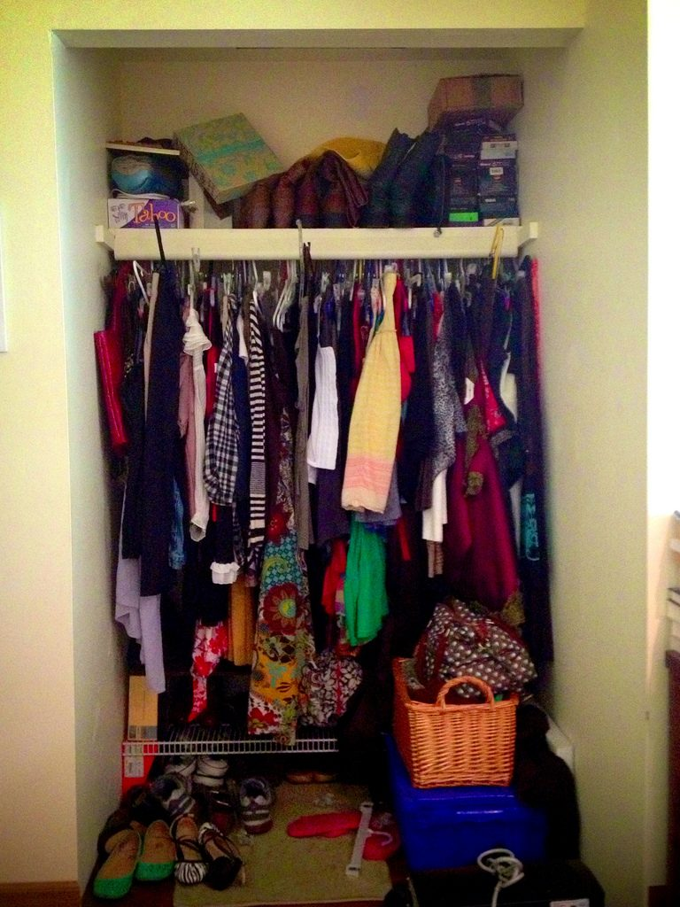 How To Declutter Your Closets